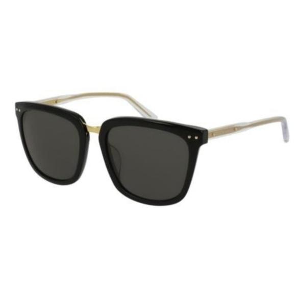 3d7ce7a87fc33 😎HP😎 Bottega Veneta BV0093SK Aviator Sunglasses